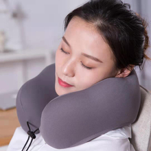 2019 Creative gift Music player U shape pillow neck use for car driving sleeping