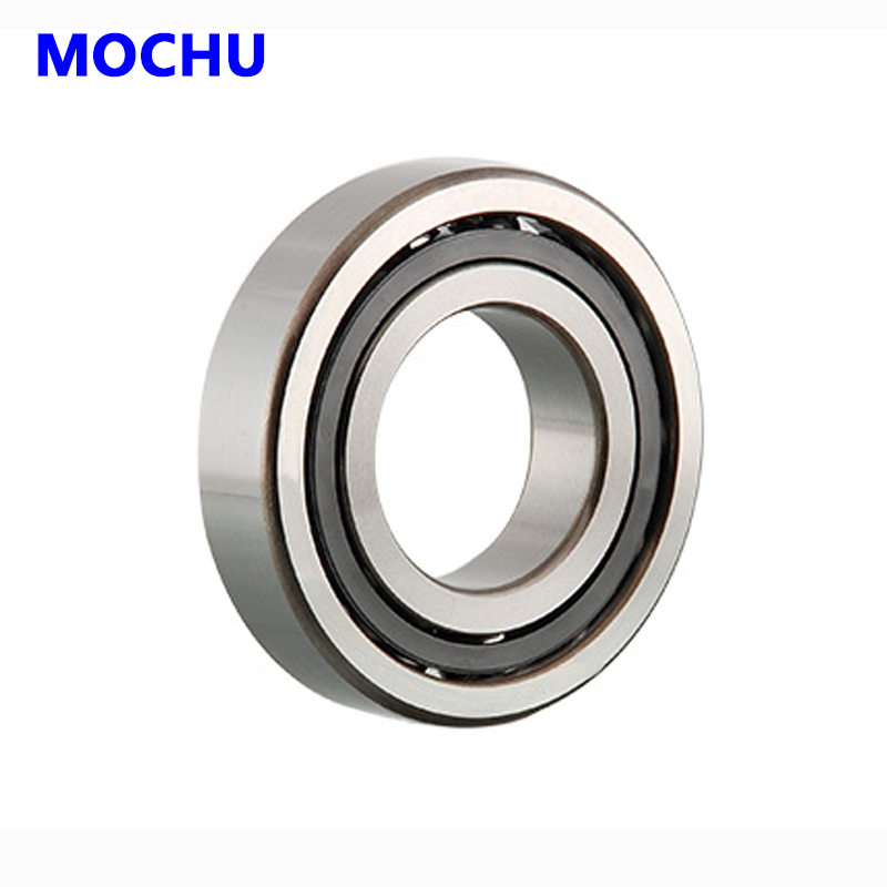 1pcs MOCHU 7207 7207C B7207C T P4 UL 35x72x17 Angular Contact Bearings Speed Spindle Bearings CNC ABEC-7 1pcs 71932 71932cd p4 7932 160x220x28 mochu thin walled miniature angular contact bearings speed spindle bearings cnc abec 7