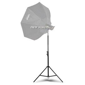Image 5 - Godox 2.8 m 280 cm 9FT פרו כבד החובה אור Stand עבור פרנל טונגסטן אור טלוויזיה תחנת סטודיו צילום סטודיו חצובות