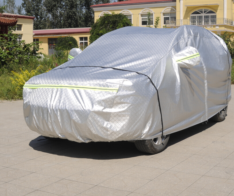 Haute qualité et livraison gratuite! Bâches de voiture spéciales personnalisées pour Ford Escape 2016-2013 antigel anti-poussière contre la bâche de voiture de neige
