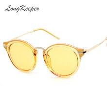 Ronda Círculo gafas de Sol de Las Mujeres Retro Vintage gafas de Sol para Las Mujeres Diseñador de la Marca gafas de Sol Mujer Gafas Gafas De Sol Mujer