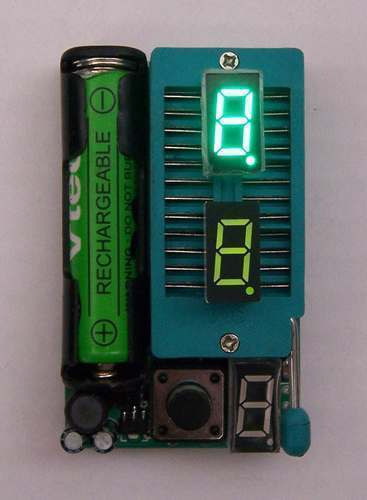Ic Amp Led Tester Optocoupler Lm399 Dip Chip Tester Model