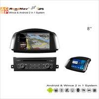 Car Android Multimedia Stereo For Renault Koleos Samsung QM5 2007 2015 Radio CD DVD Player GPS