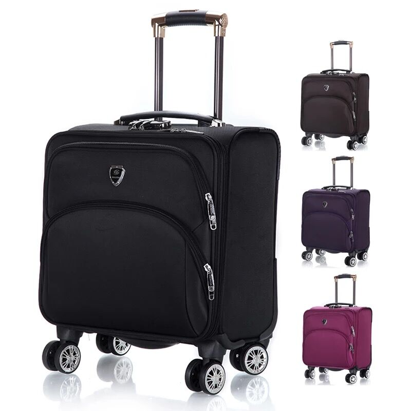 Travel suitcase travel bag with wheels Rolling Spinner Luggage trolley case/bag 18inch boarding laptop bags Man carry-on luggageTravel suitcase travel bag with wheels Rolling Spinner Luggage trolley case/bag 18inch boarding laptop bags Man carry-on luggage