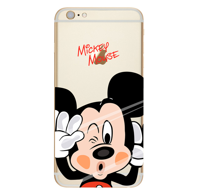 coques iphone 7 mickey