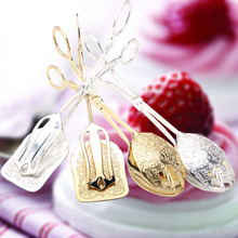European style cake clip  food loaf Clip Wedding afternoon tea biscuit 7108