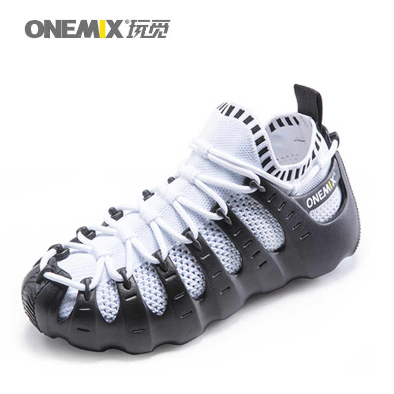 ONEMIX Men/'s Rome Shoes Casual  Athletic cool Sneakers  Multi-Function Sandals