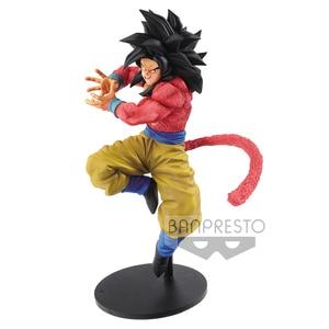 Image 4 - Tronzo Original Action Figure GT Goku Vegeta Gogeta SSJ4 Kamehameha PVC Figure Model Toys In Stock