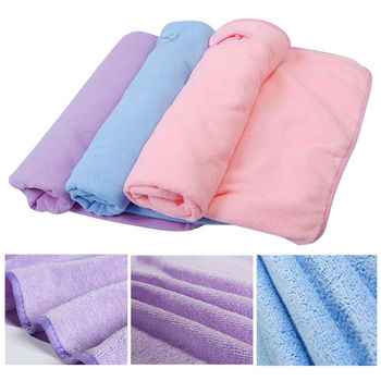 2019 New Home Textile Towel Women Robes Bath Wearable Towel Dress Womens Lady Fast Drying Beach Spa Magical Nightwear Sleeping 2