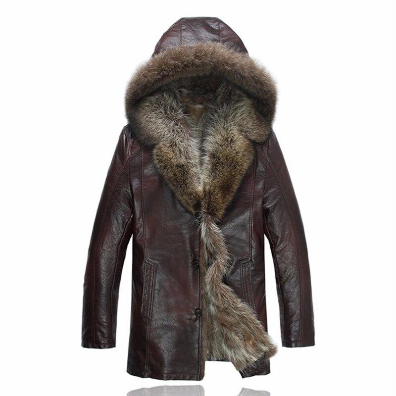 Heflashor Fashion Men Pu Leather Jacket Motorcycle Oblique Zipper Overcoats Male Casual Black Jacket Windbreakers 3xl Easy To Lubricate Jackets & Coats Men's Clothing