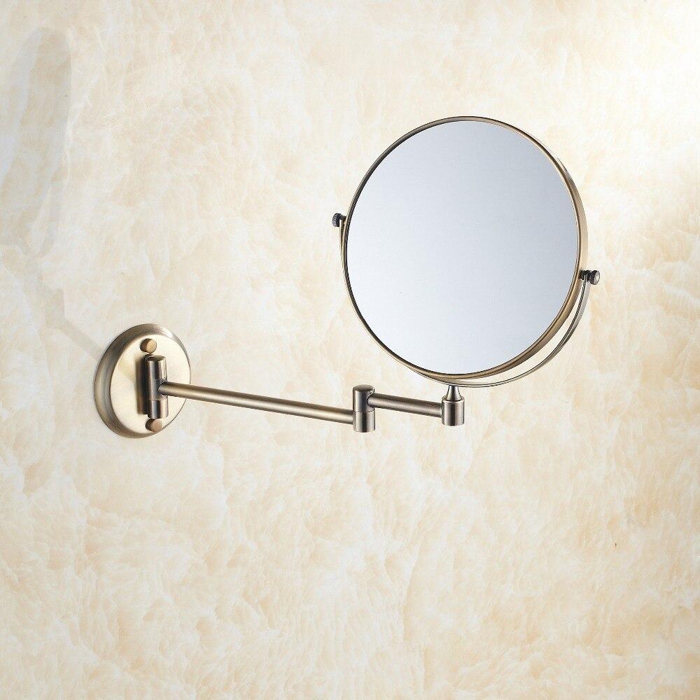 Free Shipping BAKALA  Fashionable Brass Bathroom Accessories Beauty mirror  BR-6739 beelee ba8609c free shipping bathroom accessories products solid brass