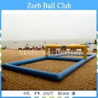 Бесплатная доставка Надувные Волейбол суд, надувные Футбол поле, надувные Футбол поле