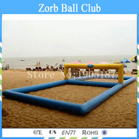 Free Shipping Inflatable Volleyball Court,Inflatable Soccer Field,Inflatable Football Field