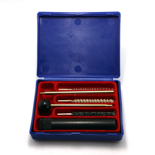 Gun Cleaning Kit .22cal with Durable Plastic Storage Case