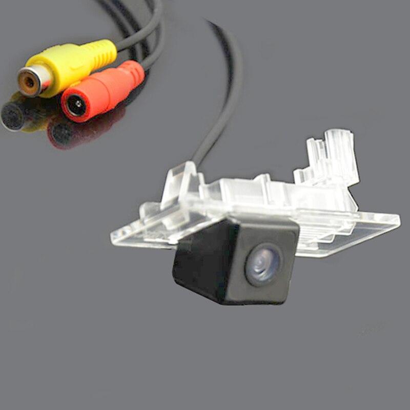 wire wireless LEDs Car rear parking camera for sony CCD Skoda Octavia Rapid Spaceback Superb New Passat SAGITAR Gran Lavida