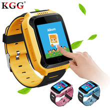 Q528 Y21 Touch Screen Kids GPS Watch with Camera Lighting Smart Watch Sleep Monitor GPS SOS Baby Watch PK Q50 Q750 Q100(China)