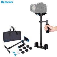 Carbon Fiber Handheld Stabilizer For Nikon Canon Sony DSLR Cameras Steadicam Gimbal For Gopro DV Recording Video Photography