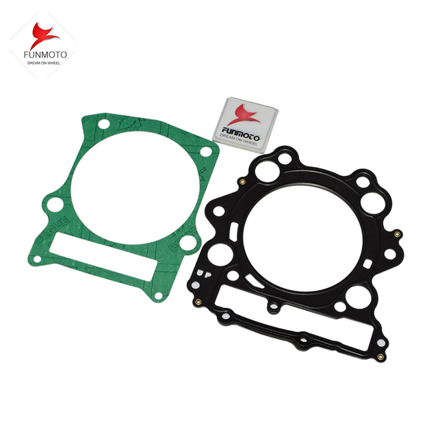 CYLINDER AND CYLINDER HEAD GASKET OF HISUN 700CC ALSO FIT FOR MASSIMO/ SUPERMACH /COLEMAN/ MENARDS YARDSPORT UTV