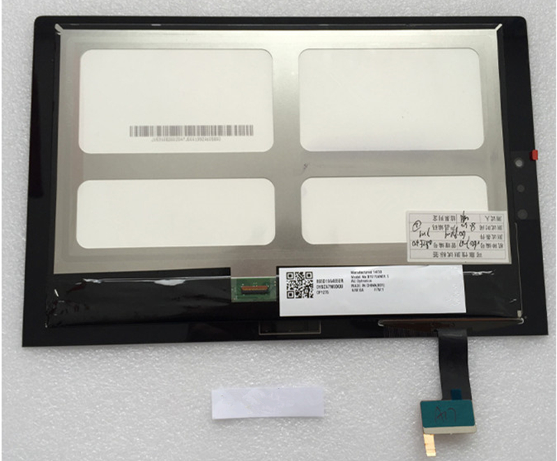 Touch Screen Digitizer + LCD Display panel with frame assembly replacement for Lenovo Yoga Tablet 2 1050 1050F 1050LC 1050L