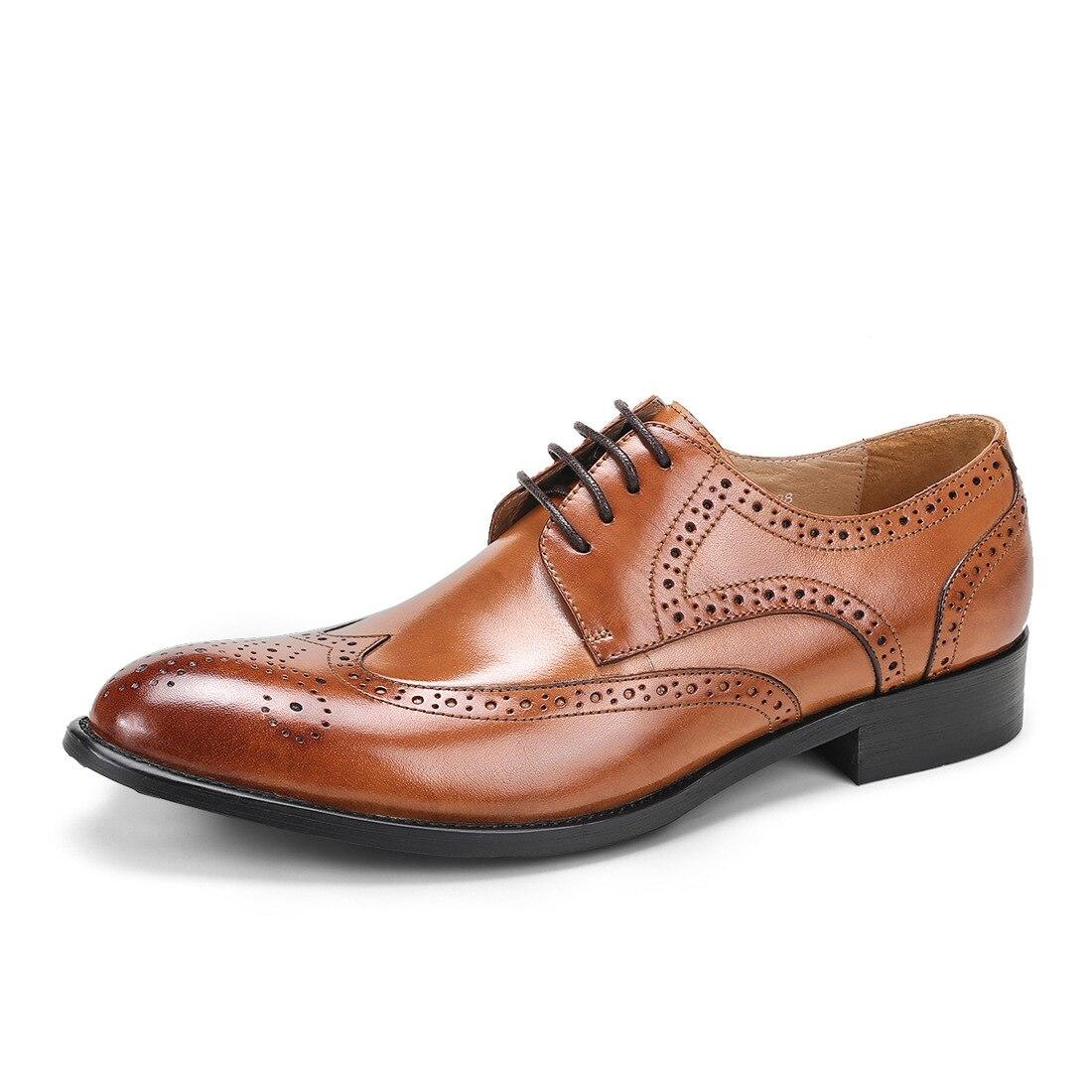 vintage rendas sapatos masculinos brogue oxford eua 11.5