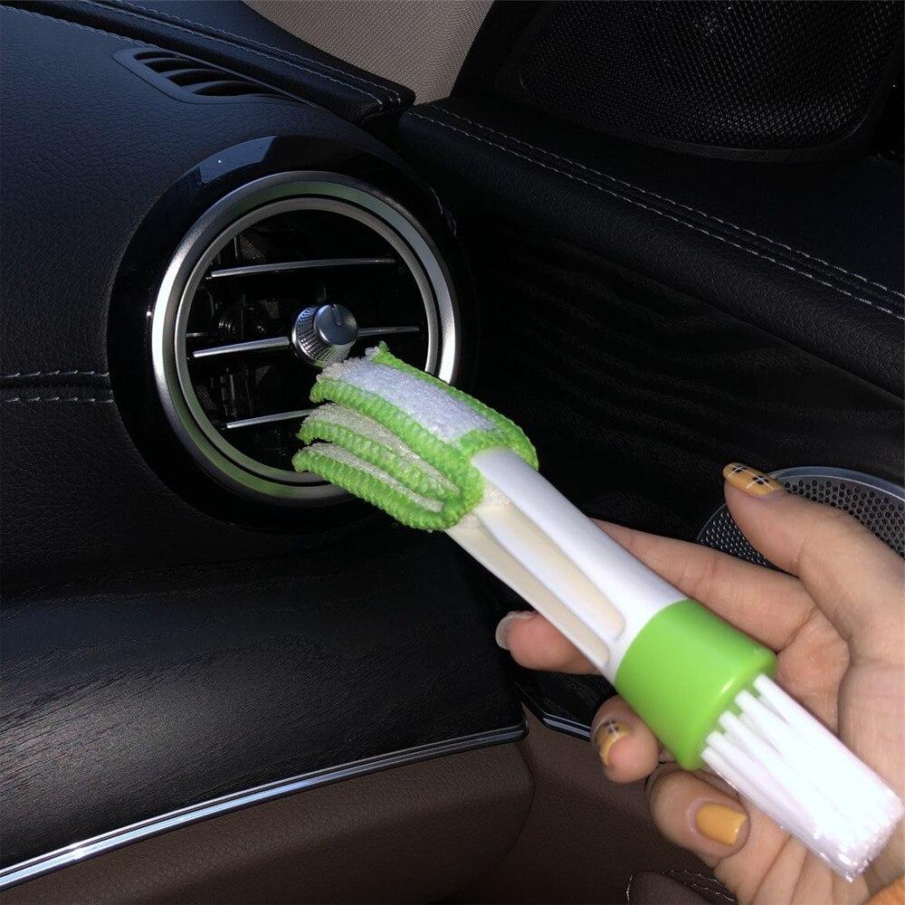 Auto Reinigung Pinsel Werkzeug Für Toyota C-hr Matrix Mirai Spaß Weg Auris Jpn Taxi Avalon Century Rush Fortuner Harrier Sequoia Angenehm Zu Schmecken