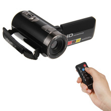 "HDV-301PR 3.0"" TFT LCD 1080P HD CMOS Digital Video 16X Zoom Camera Camcorder DV Video Camera Camcorder With Remote Control"