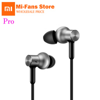 Latest Xiaomi Mi Hybrid Pro Earphone Circle Iron Pro Triple Unit Dual Dynamic Mic Graphene Balanced