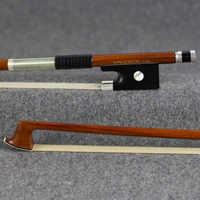 VingoBow Pro. Ebene Pernambuco Violine Bogen ** Spezielle Preis Jetzt ** Warm Süße Ton 4/4 Größe Gerade Whit Pferd Haar Modell 952V