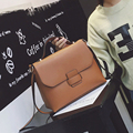 Big Bags 2017 Women Fashion Handbag Brief Vintage All-Match Handbag Messenger Bag