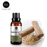 30ml olejki eteryczne drzewo sandałowe olejki eteryczne do aromaterapii oczyszczają serce i medytację z indii 100% naturalne