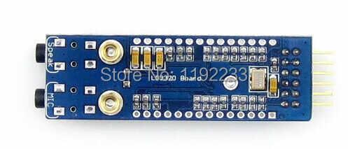 SYEX 5pcs//lot LD3320 Voice Recognition Module Non Specific Voice Control