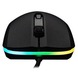 Image 4 - Kingston HyperX Pulsefire Contro Le Sovratensioni RGB di Illuminazione Mouse Da Gioco top tier FPS prestazioni Pixart 3389 sensore con native fino a 16000