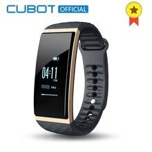 Cubot S1 смарт-браслет сердечного ритма сна Мониторы Bluetooth 4.0 здоровья трекер IP65 OLED наручные часы для iOS и Android