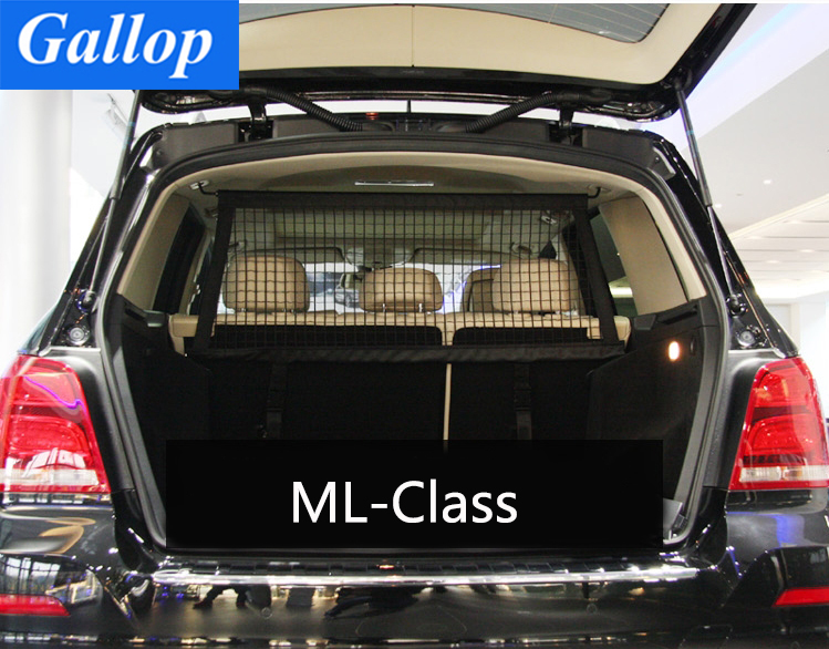 Gallop pet barrier cargo net for mercedes benz ml320 ml350 for Barrier mercedes benz