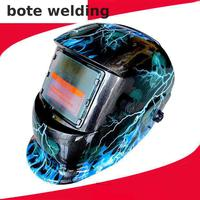 Head mounted Solar Energy Automatic Changeable Light Darkening Electric Welding Helmet Welder Grinding Cap Protective Mask