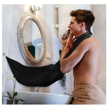 Male Beard Apron Convenience Design Nylon Beard Catcher for Man Shaving as a Gift for Boyfriend and Daddy Shaving Clean Tool