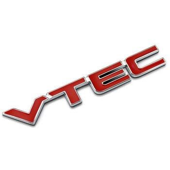 Metal V-t-e-c Badge Emblem Logo