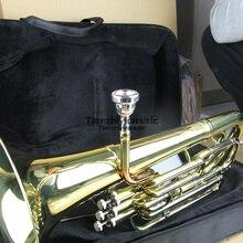 Поршневой клапан баритон модель входа 3-клавишным среднего класса высокого качества Музыкальные инструменты в Китай(материк) 1 шт