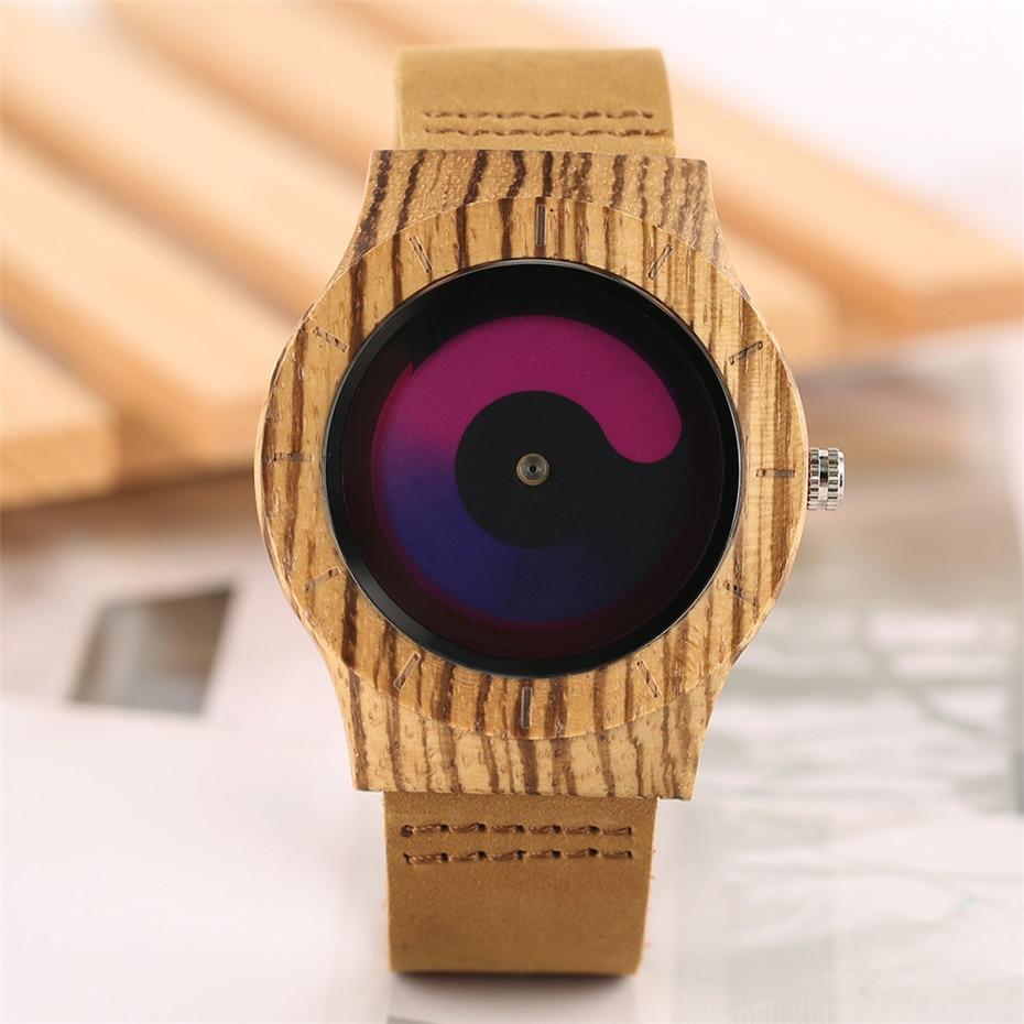 nature wood watch creative watches men20