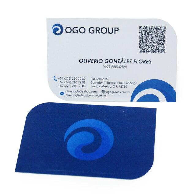 Custom printing special shaped qr code plastic business card in custom printing special shaped qr code plastic business card colourmoves