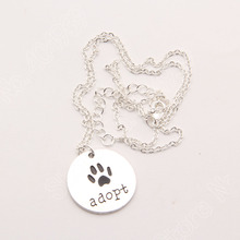 Adopt a dog Necklace