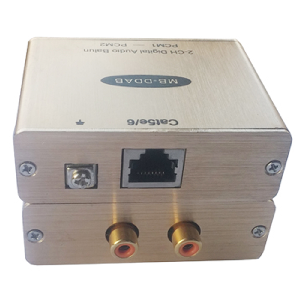 Heim-audio & Video AnpassungsfäHig Dolby Home Entertainment-system Dts Coaxial Digital Audio Extender Über Cat5e/6 Kabel Spdif Digital Audio Zu Rj45 Cat5 Digital Audio Feines Handwerk