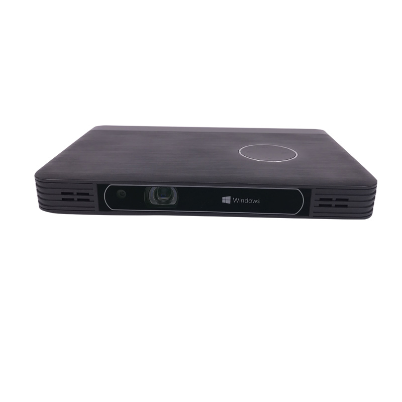 Full HD DLP Projector HDMI 1080P Wifi 300inch Windows10 Mini Home Theater 3D DLP Proyector проектор 5500ansi dlp 3d hd hdmi 1080p