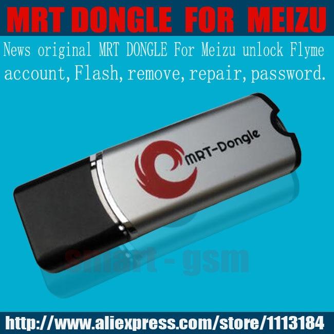 Original MRT DONGLE MRT Dongle Für Meizu entsperren Flyme konto oder entfernen passwort unterstützung für Mx4pro/mx5/m1/m2/m1note/m2note