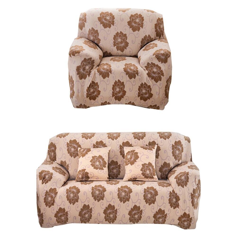 Ткань Книги по искусству Чехлы для диванов напечатаны чехол гибкие стрейч большая эластичность диване крышка мебелью крышка один/два/три/ч...