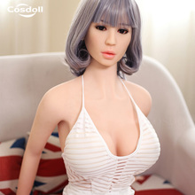 Cosdoll 158cm/165cm Realistic TPE Silicone Sex Dolls for Men Male Masturbator Sex Toys with Metal Skeleton Free Shipping