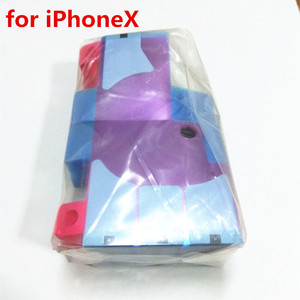 Image 2 - Absuhjx 100pcs סוללה מדבקה עבור iPhone 6 6S בתוספת 7 7P 3M דבק כפול קלטת למשוך טיול Grue עבור iPhone 8X8 P 5S 5C