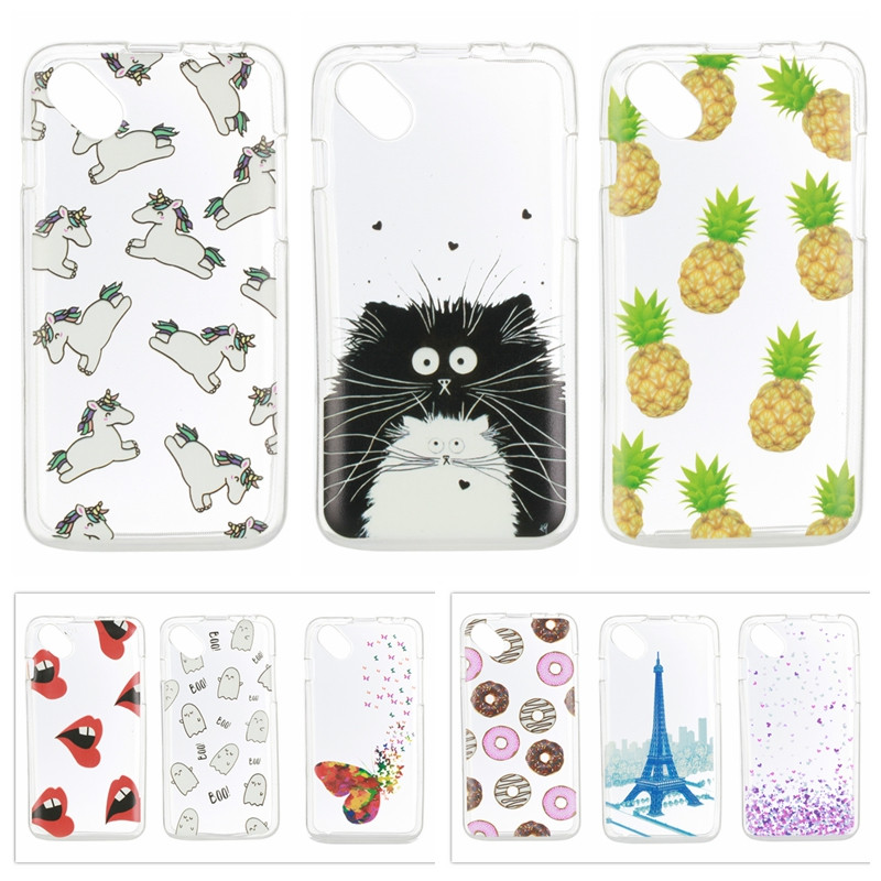 Coque For Wiko Sunset 2 / Wiko Sunny Case Slim Transparent Silicon Back Cover For Fundas Wiko Sunset2 Soft TPU Phone Cases