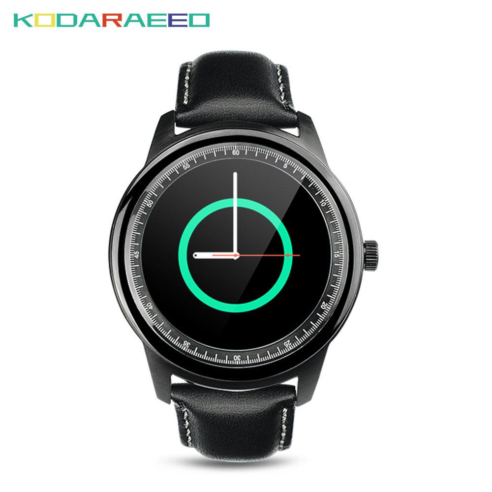 DM365 Smart Watch MTK2502A Full HD IPS Capacitive Touch Screen Bluetooth 4.0 Support Android & IOS Smartwatch Upgrate of DM360 стоимость