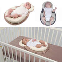Portable Baby Crib Nursery Travel Folding Baby Bed Bag Infant Toddler Cradle Multifunction Storage Bag Baby Care Cot Baby Cribs